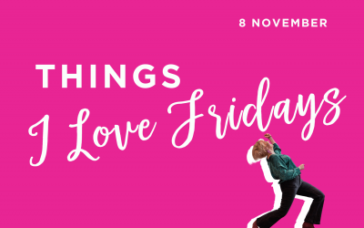 #ThingsILoveFridays 8 November